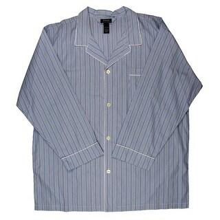 Polo Ralph Lauren Mens Big & Tall Pajama Top Striped Pocket - 2xlt