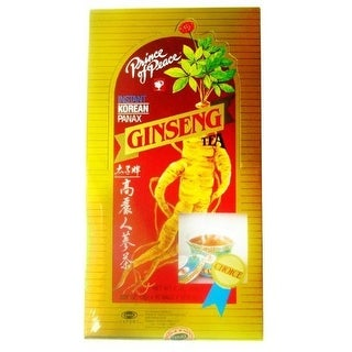 Prince Of Peace Instant Tea Korean Ginsng 10/10-count