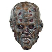 Jowls Adult Costume Latex Mask - Multi