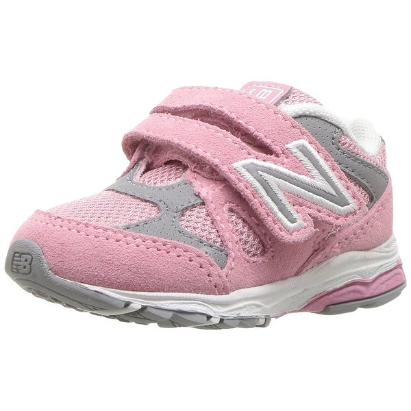 New Balance Baby Girl 888spl/888vl Leather Sneakers - 2xw