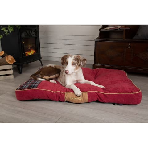 Scruffs Highland Mattress (Large) - Red