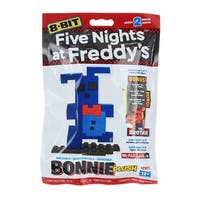Five Nights at Freddy's 8-Bit Buildable Figure: Plush Bonnie - Multi
