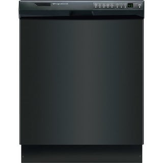"""Frigidaire FDB2410HI 24"""" Built-In Dishwasher with Stainless Steel Interior and Tall-Tub Design"""