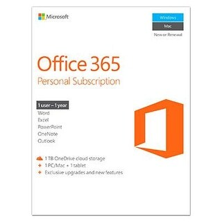 Microsoft - Qq2-00597 - Office 365Personal Subsc P2