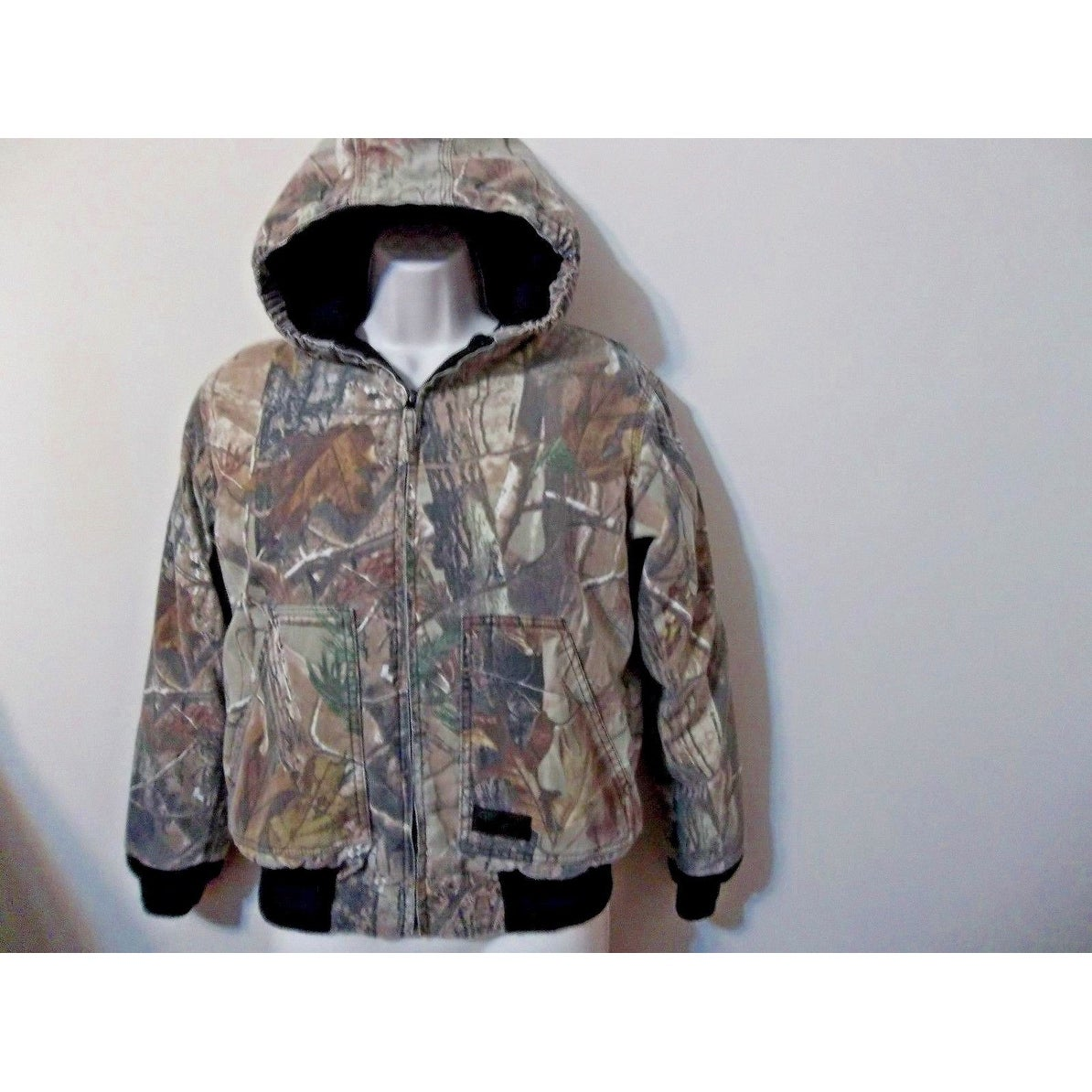 Shop Black Friday Deals On Liberty Rugged Outdoor Gear Realtree Camo Lined Hooded Hunting Jacket Xl Overstock 28337756