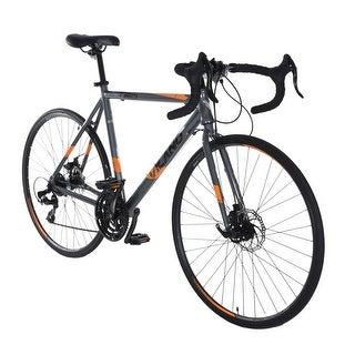 Vilano TUONO T20 Aluminum Road Bike 21 Speed Disc Brakes, 700c