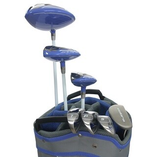 Cobra Golf Blue FLYZ-S 7 Club/12 Piece Women's Beginner Set with Matching Bag