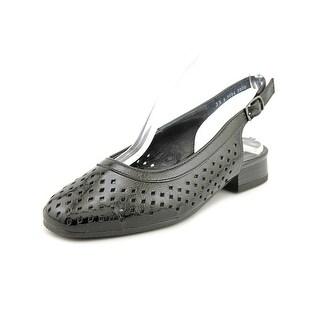 Ara Bindi Women N/S Round Toe Patent Leather Slingback Heel