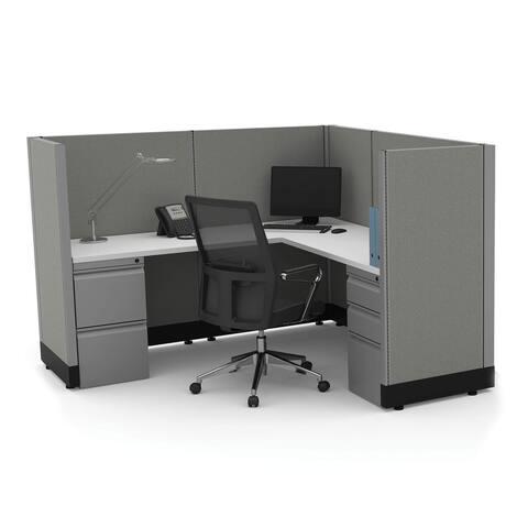 Workstation Desk 53H Powered