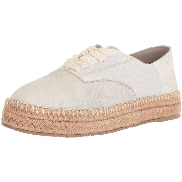 KAANAS Women's Montauk Lace-up Espadrille Sneaker