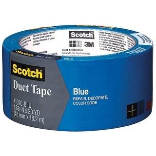 """Scotch 3920-BL Duct Tape, Blue, 1.88"""" W x 20 yd. L"""