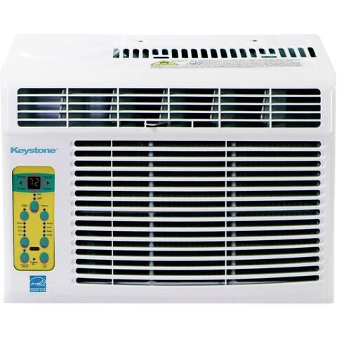 Keystone 8,000 BTU, Cool Only Window AC, Remote Control 115V, 60Hz Energy Star