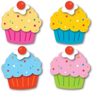 Cupcakes Cut Outs