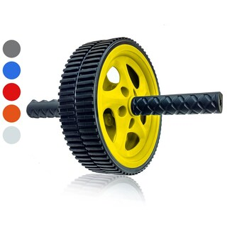 Wacces AB Power Wheel Roller (Option: Yellow)