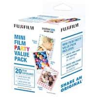 FUJIFILM 600017170 Instax(R) Mini Film Pack (Party Value Pack)
