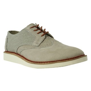 TOMS Mens 10007954_11 Taupe Dress Oxfords Size 11
