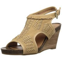 Aerosoles Women's Waterfront Wedge Sandal - 10