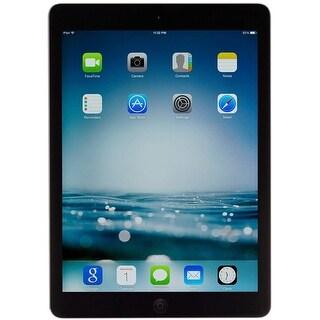 Apple iPad Air 32GB WiFi Unlocked Tablet w/ 5MP Camera - Gray (Certified Refurbished)
