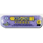 "Arroworthy 9FV3 Viodel Purple Roller Cover, 9"" x 3/8"""