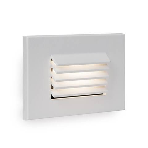 "WAC Lighting WL-LED120F-AM 5"" Wide Horizontal LED Step and Wall Light"
