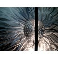 Statements2000 Modern Silver Metal Wall Art Sculpture by Jon Allen - Static - Thumbnail 4
