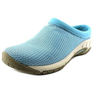 Merrell Encore Breeze 3 Women Round Toe Synthetic Blue Walking Shoe
