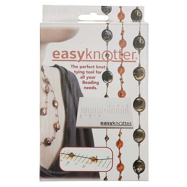 Easy Knotter Bead And Pearl Knotting Tool