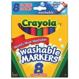 Crayola 8Ct Color Markers