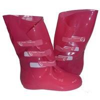 Cecilia Undercover Women's OMGaloshes Rain Boot Shoe Covers