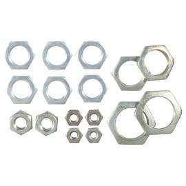 Westinghouse Assorted Steel Locknuts