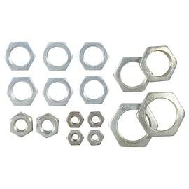 Westinghouse Assorted Steel Locknuts