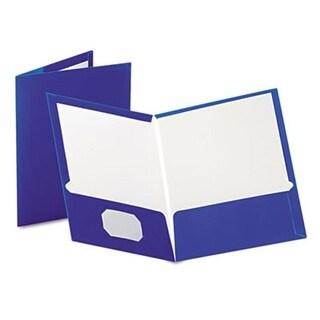 Esselte Pendaflex High Gloss Laminated Paperboard Folder 100-Sheet