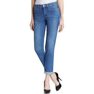 NYDJ Womens Ankle Jeans Stretch Skinny - 2