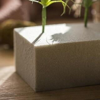 Rustic Reach Flower Mud Dry Flower Foam Brick Set of 3