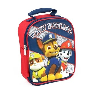 Nickelodeon Paw Patrol Insulated Lunch Box Bag