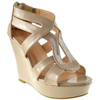 Top Moda Lindy-3 Platform Sandals