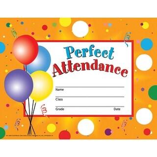 (6 Pk) Perfect Attendance 30 Per Pk