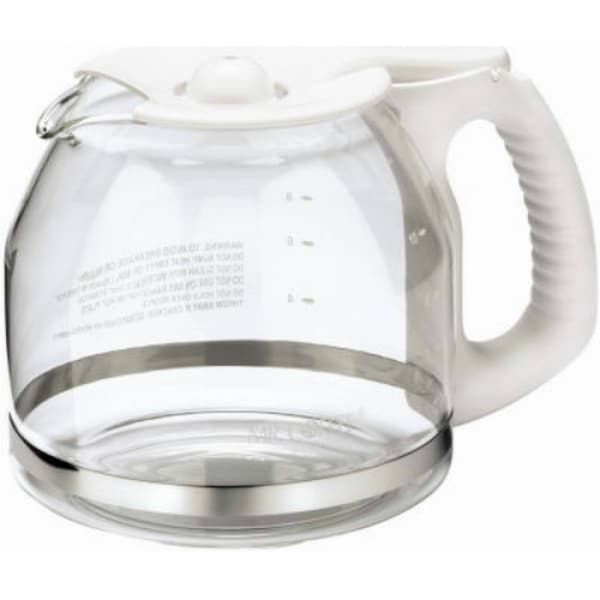 Mr Coffee Pld13 Np Replacement Gl Carafe Decanter White 12