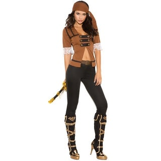 Hoty Treasure Pirate Costume, Hoty Pirate Outfit