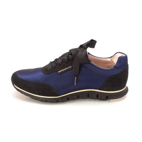 Cole Haan Womens Catarinasam Low Top Lace Up Fashion Sneakers - 6