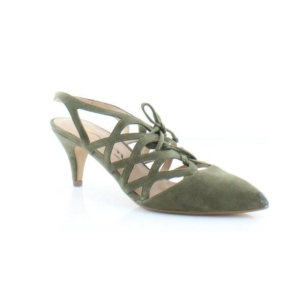 Nina Francie Women's Heels Olive