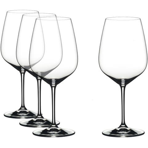 Riedel Extreme Cabernet Glasses Value Gift Pack (Buy 3 Get 4)