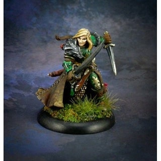 Reaper Miniatures Aravir, Elf Ranger #03763 Dark Heaven Legends Unpainted Figure