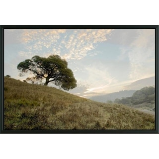 Easy Art Prints Alan Blaustein's 'Oak Tree #11' Premium Canvas Art