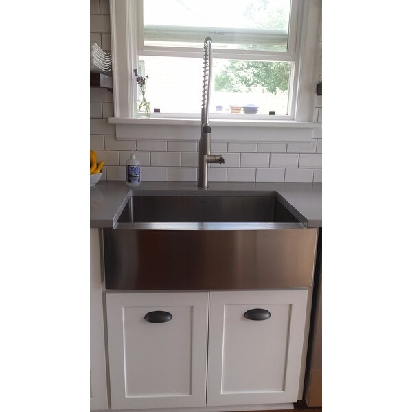 Apron Front Kitchen Sink Cabinet on apron front farmhouse kitchen sink, apron front kitchen island, apron front copper kitchen sink, apron front white kitchen sink, ikea farmhouse sink cabinet, apron sink base cabinet,