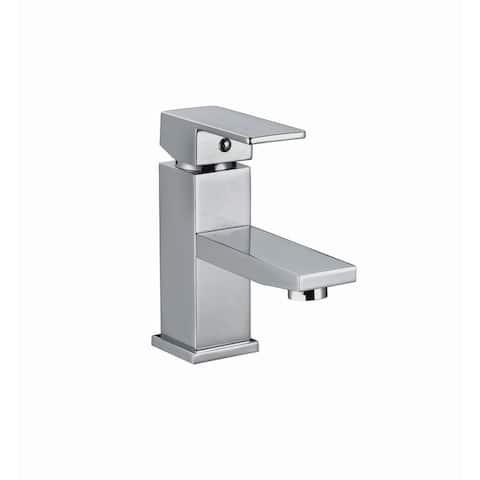 Design House 547588 1.2 GPM Single Hole Bathroom Faucet - Polished Chrome
