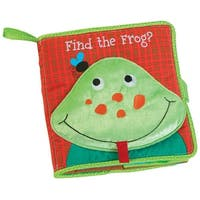 Soft Activity Book - Find the Frog ok