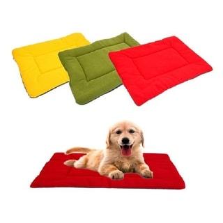 M/L/XL Washable Soft Pet Dog Beds Mat Cushion