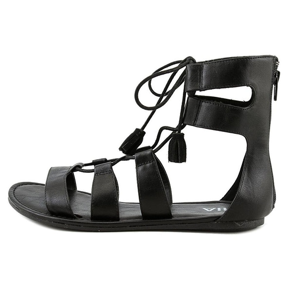 MIA Womens Ozie Open Toe Special Occasion Gladiator Sandals