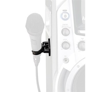 IXT Systems MICCLIP Microphone Holder for GQ755 and GQ955